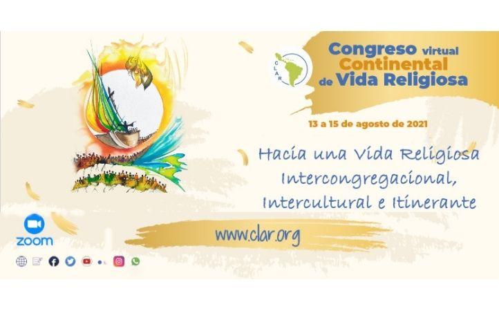 Congreso CLAR: Una Vida Religiosa Intercongregacional, Intercultural e Itinerante