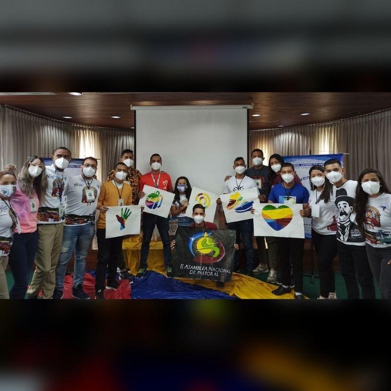 Pastoral Juvenil de Venezuela capacita a jóvenes para la animación de la II Asamblea Nacional de Pastoral