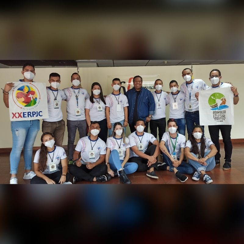 Inició la animación de los jóvenes venezolanos rumbo a la Asamblea Eclesial de América Latina y El Caribe