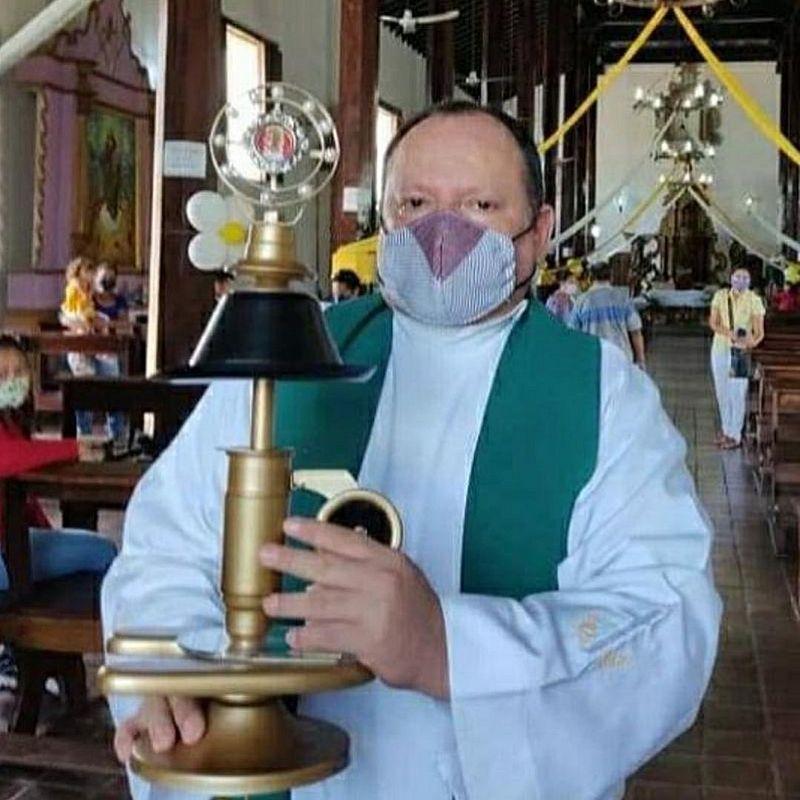 Fallece sacerdote de la Diócesis de Barinas a Causa de Covid-19