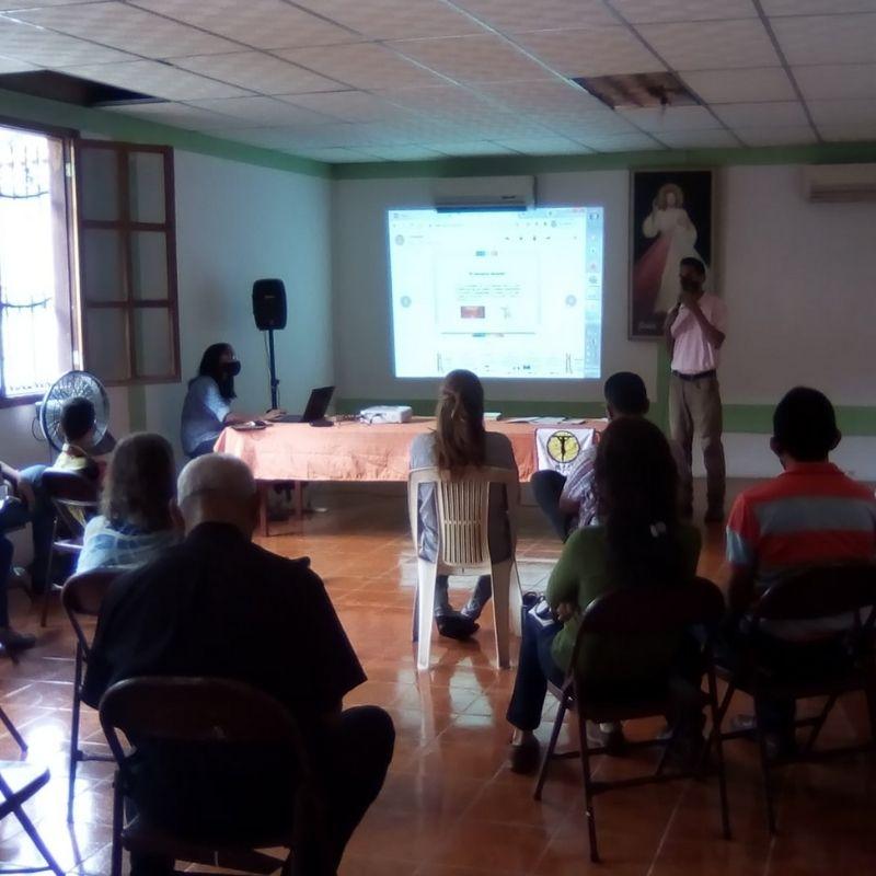 Cursillos de Cristiandad de la Diócesis de Carúpano promueven talleres sobre la Encíclica Fratelli Tutti del Papa Francisco
