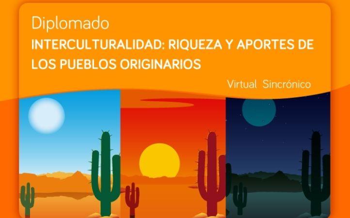 """Cebitepal invita al diplomado """"Interculturalidad: riqueza y aportes de los pueblos originarios"""""""