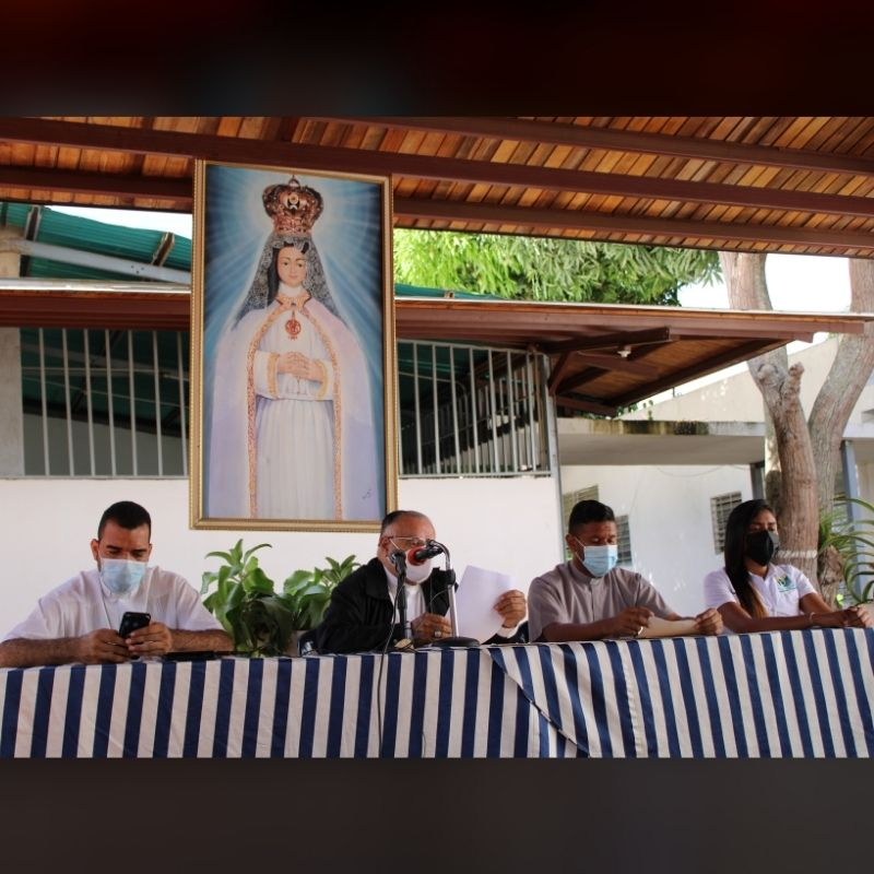 Arquidiócesis de Ciudad Bolívar inicia la celebración de los 100 años de la Virgen del Valle como Patrona del Oriente venezolano