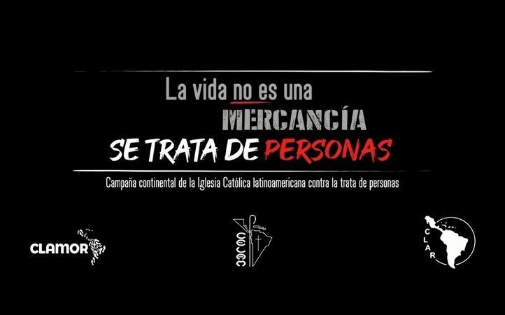 Red CLAMOR realiza campaña digital para visibilizar el peligro de la trata de personas