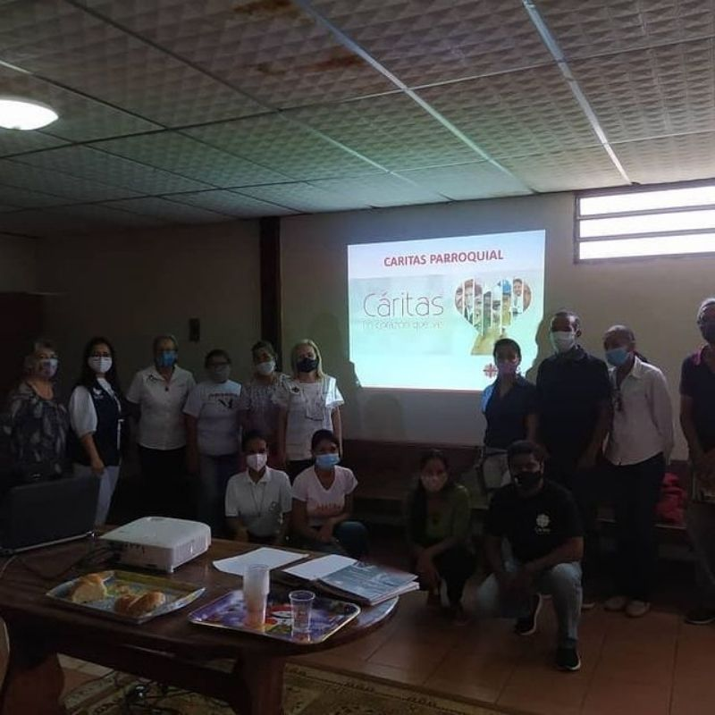 Diócesis de San Carlos promueve jornadas de formación en Doctrina Social de la Iglesia
