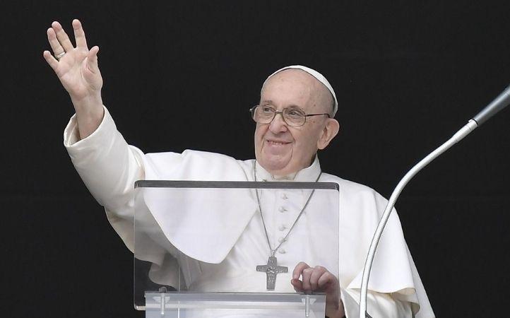 Papa Francisco en el Ángelus: El verdadero milagro es el compartir