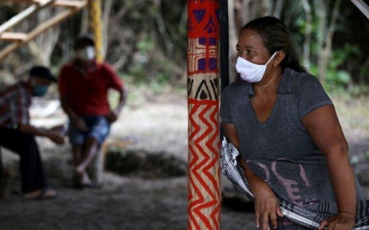 Indígenas en Venezuela reclaman soluciones ante la crisis sanitaria y climática