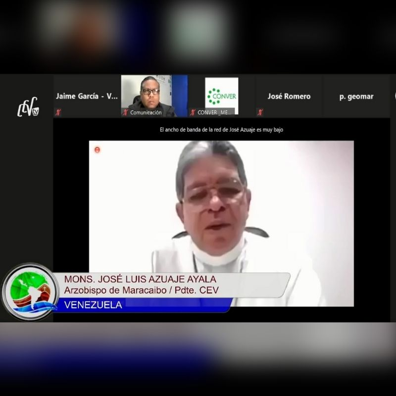 Iglesia en Venezuela inició proceso de escucha de la Asamblea Eclesial