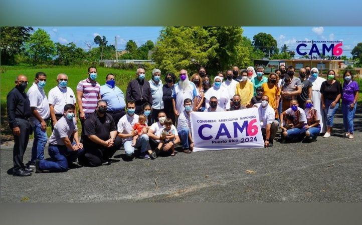 Puerto Rico realizó taller estratégico del CAM6, reflexión participativa en el contexto universal