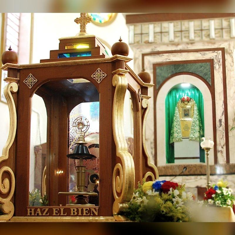 Inició peregrinación de la Reliquia del Beato José Gregorio Hernández en la Diócesis de Cabimas