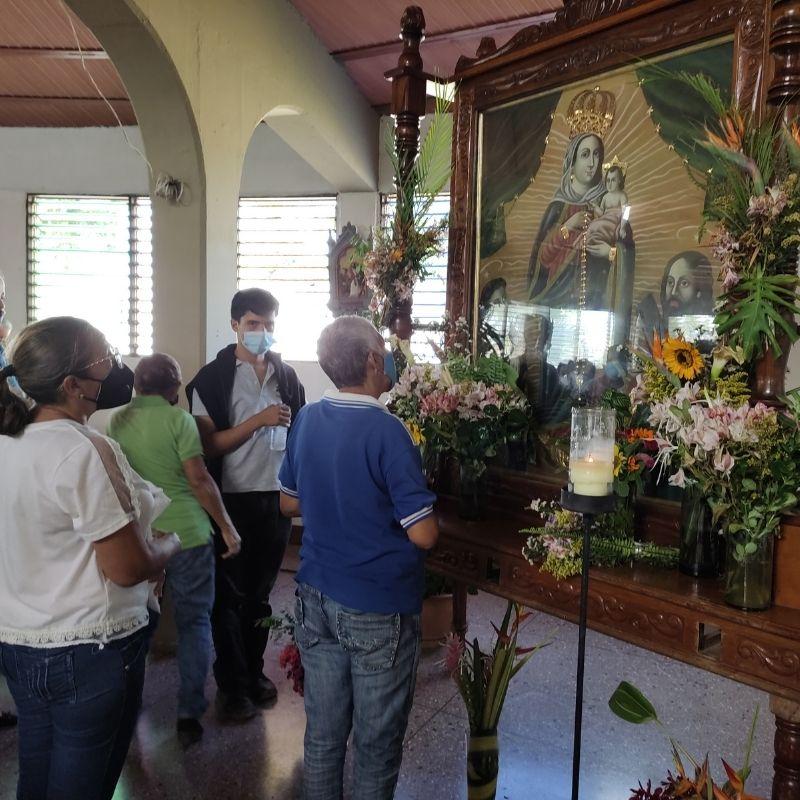 Diócesis de Carora: Virgen del Rosario de Chiquinquirá de Aregue retornará a su santuario