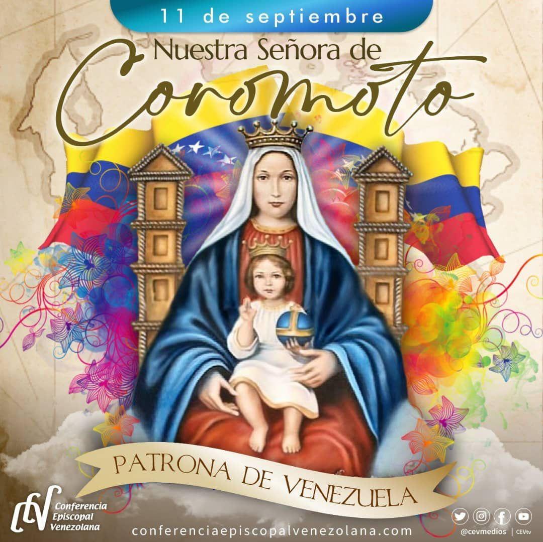 Nuestra Señora de Coromoto: 69 años de la Coronación Canónica de la Patrona de Venezuela