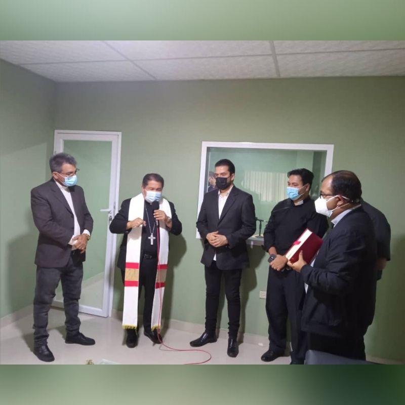 Obispo de Trujillo reinaugura emisora diocesana Radio Paz 98.9