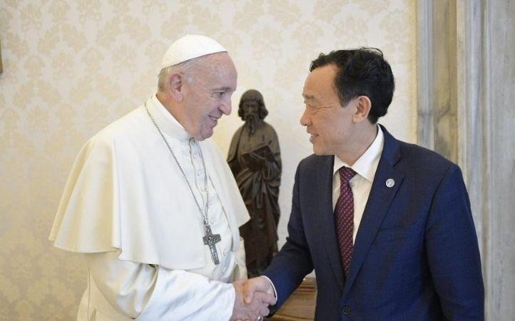Papa Francisco a Director de FAO: «se debe instar a productores a tomar decisiones éticas»