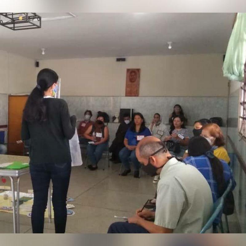 Arquidiócesis de Mérida inició ciclo de talleres formativos para catequistas