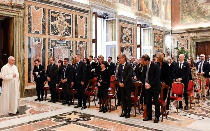 Papa Francisco: el aborto es un asesinato, la objeción de conciencia denuncia la injusticia