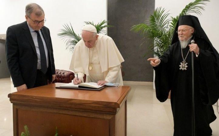 Papa Francisco: preservar la Tierra de las acciones perversas, la vida misma está amenazada